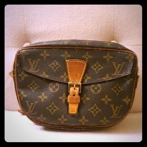Authentic Louis Vuitton Jeune Fille PM Crossbody